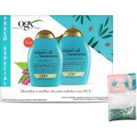 Kit Carnaval Ogx Argan Oil Of Morocco 385Ml - Tricae