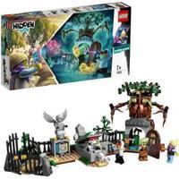 Lego Hidden Side Mistério Do Cemitério 335 Peças 70420 - Masculino-Azul
