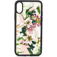 Dolce & Gabbana Capa Para Iphone Floral - Neutro