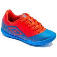 Chuteira Umbro Icon Jr Futsal Umbro Azul