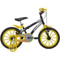 Bicicleta Athor Aro 16 Baby Lux Masculino - Unissex