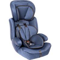 Cadeira Para Auto 9 A 36 Kg AlarmaAzul Mesclado