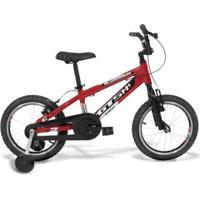Bicicleta Infantil Gts Aro 16 Freio V-Brake Advanced Kids Pro - Unissex