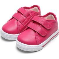 Tênis Pampili Menina Mini Blog Pink