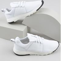 Tênis Masculino Oneself Knit Running Branco