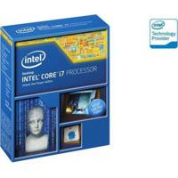 Processador Core I7-4960X 3.6Ghz 15M Cache Dmi 5Gts S/Cooler Intel Lga 2011 Bx80633I74960X