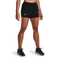 Shorts De Corrida Feminino Under Armour Fly By 2.0 2N1 Shorts De Corrida Feminino Under Armour Fly By 2.0 2N1