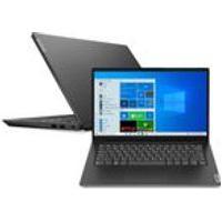 Notebook Lenovo V14 I5-1135G7 8Gb 256Gb Ssd Intel Iris Xe Graphics Win 10 Pro 14 82Nm0000Br Preto