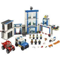 Lego City 60246 Delegacia De Polícia - Lego