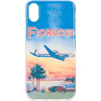 Fiorucci Capa Sunset Para Iphone Xr - Azul