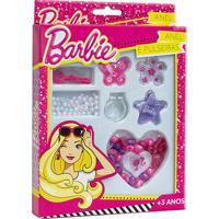 Barbie Miçangas Anel E Pulseiras Fun Sortidas Ref: 8111-8