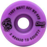 Roda Chaze 54Mm Menace Purple 101A