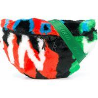 Kirin Pochete Color Block - Verde