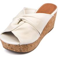 Tamanco Trivalle Shoes Branco