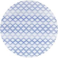 Jogo 6 Pratos De Jantar De Porcelana 27Cm Arpeggio - Unissex