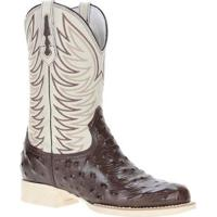 Bota Couro West Country Masculina - Masculino-Café