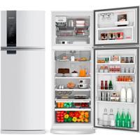 Refrigerador   Geladeira Brastemp Frost Free 2 Portas 500 Litros Branca - Brm58Ab