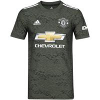 Camisa Manchester United Ii 20/21 Adidas - Masculina - Verde