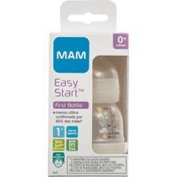 Mamadeira First Bottle Neutra 130 Ml - Mam Baby