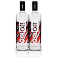 Vodka Orloff 1.000 Ml - 02 Unidades