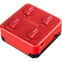Mixer Pessoal Yamaha Session Cake Sc-01 Vermelho Com Alimentação A Pi