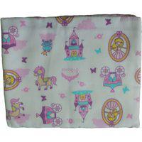Cobertor Bebê Minas Rey Princesa 90X70Cm