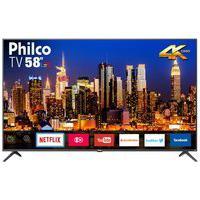 "Tv Philco Smart 4K Led 58"" Ptv58F60Sn Bivolt"