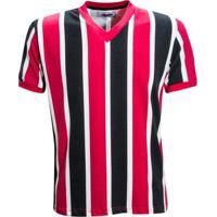Camisa Liga Retrô Listrado 1 - Masculino