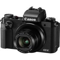 Câmera Dslr Powershot G5 X, 20.2Mp, 3.0´´, Wi-FiPreto Canon