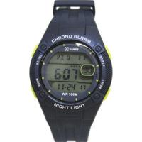 Relógio Masculino X Games Xmppd443 Bxpx - Unissex-Marinho