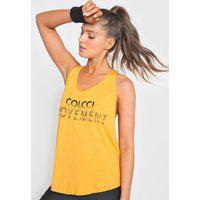 Regata Colcci Fitness Movement Amarela
