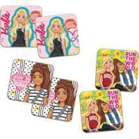 Barbie Jogo Da Memória Com 12 Pares - Fun Divirta-Se