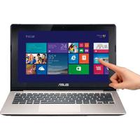 Notebook Asus Vivobook S200E-Ct166H - Intel Dual Core 847 - Ram 2Gb - Hd 500Gb - Tela Led De 11.6'' - Touchscreen - Windows 8