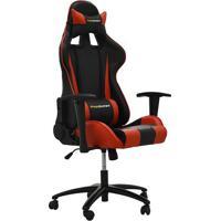 Cadeira Office Pro Gamer V2- Preta & Vermelha- 135X7Rivatti