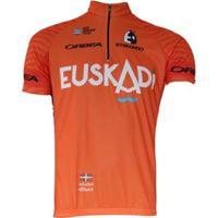Camisa Pro Tour Orbea Euskadi - Masculino