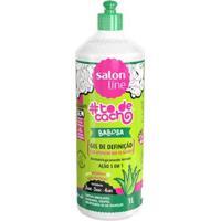 Gel De Definição Salon Line #Todecacho Babosa 1L - Unissex-Incolor