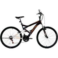 Bicicleta Houston Stinger, Aro 26, 21 Marchas, Quadro Aço Carbono - St26P