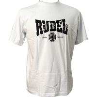 Camiseta Básica Serial Fight Mma 863 - Rudel