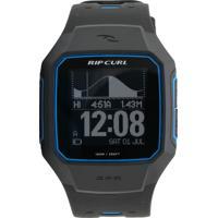 Relógio Rip Curl Search Gps Series 2 Preto/Azul