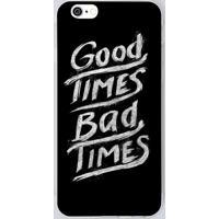 Capa Good Times Bad Times