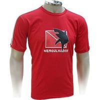 Camiseta Mergulhador 50517 - Militar Brasil