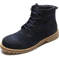 Bota Timberland Larchmont Boot Ls Azul-Marinho