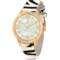 Relógio Vox Beverly Hills Dourado