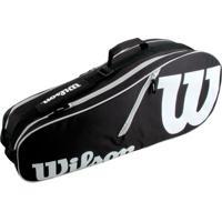 Raqueteira Wilson Advantage 2 X6 - Unissex