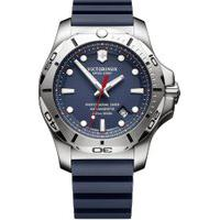 Relógio Victorinox Swiss Army Masculino Borracha Azul - 241734
