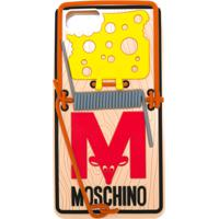 Moschino Case Iphone 7 Ratoeira - Estampado