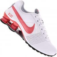 3b593ca8bc0 ... Tênis Nike Shox Deliver - Feminino - BrancoLaranja .