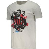 Camiseta Athletico Paranaense Lucho González - El Comandante Masculino - Masculino