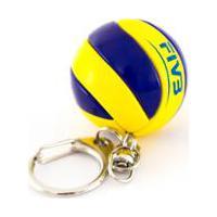 Chaveiro Bola De Voleibol Modelo Kva Mikasa - Unissex