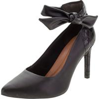 Sapato Feminino Salto Alto Dakota - G2391 Preto 34